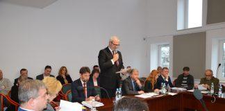 Budżet Miasta Jasła Burmistrz Ryszard Pabian