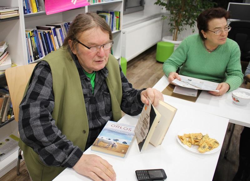 Kazimierz Orłoś Biblioteka Jasło