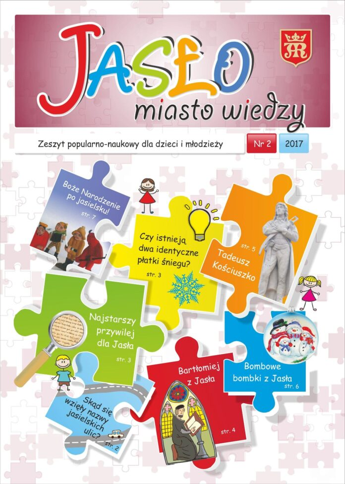 Zeszyt popularno-naukowy Jasło miasto II