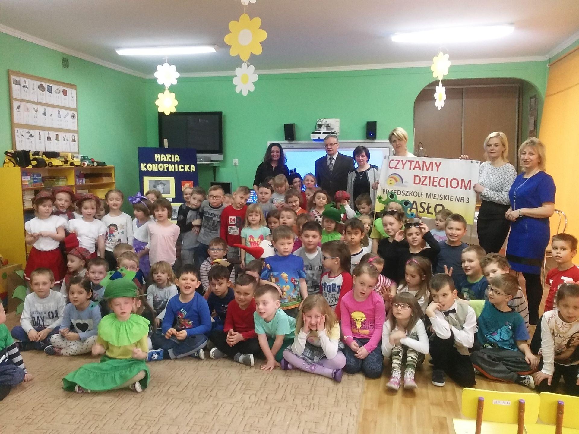Cała Polska Czyta Dzieciom - Jasło