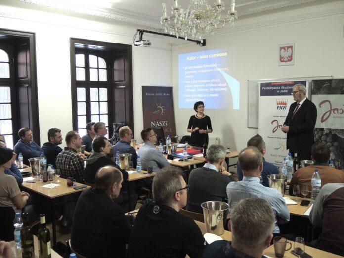 Winiarska edukacja - Jasło