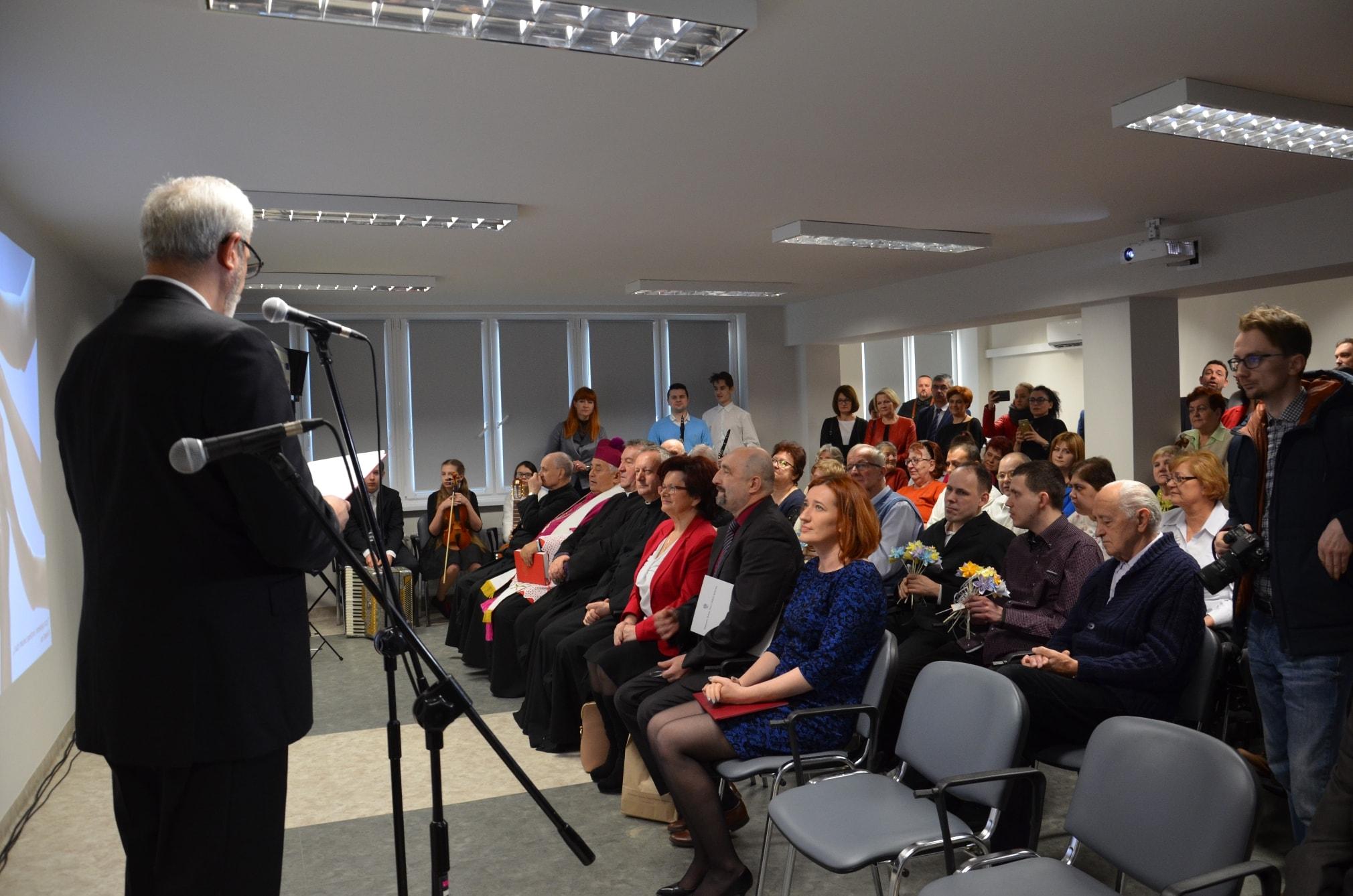 Nowa siedziba MOPS i Środowiskowego Domu pomocy w Jaśle