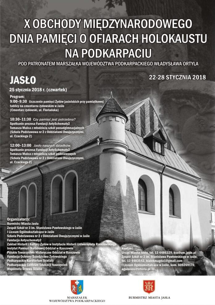 Dzień Pamięci Ofiar Holokaustu