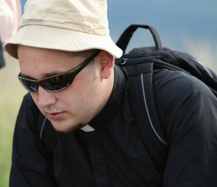 ks Damian Ziemba - Moje Jasło