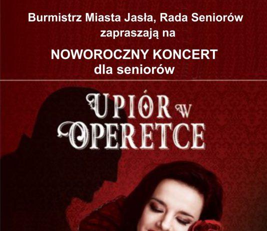 Upór w operetce - jasielski dom kultury