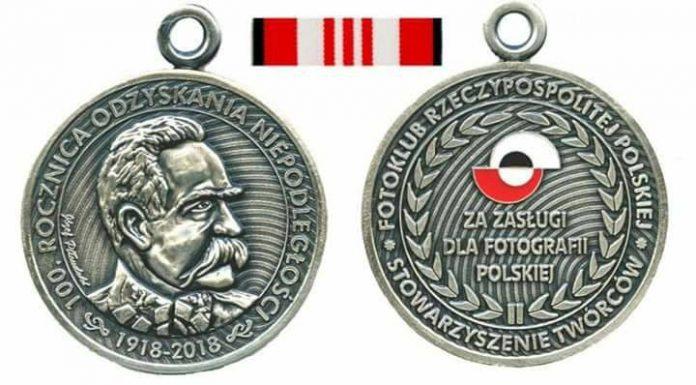 Wyróżnienie Tomasza Kasprzyka