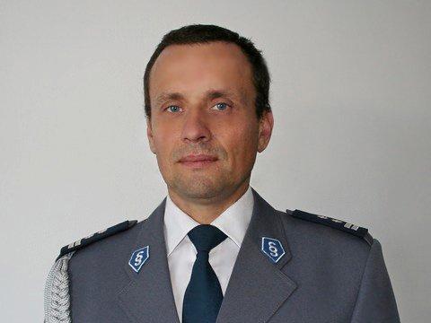 Rober Wróbel - policja Jasło