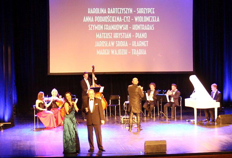 Upiór w Operetce - Jasielski Dom Kultury