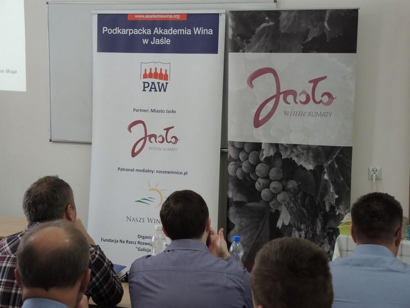 Podkarpackiej Akademii Wina 2 zjazd