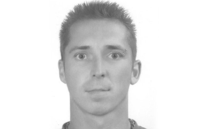 Łukasz Bychawski - zaginiony Jasło