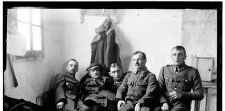 Żołnierze II Brygady internowani w Dolinie 1918-min