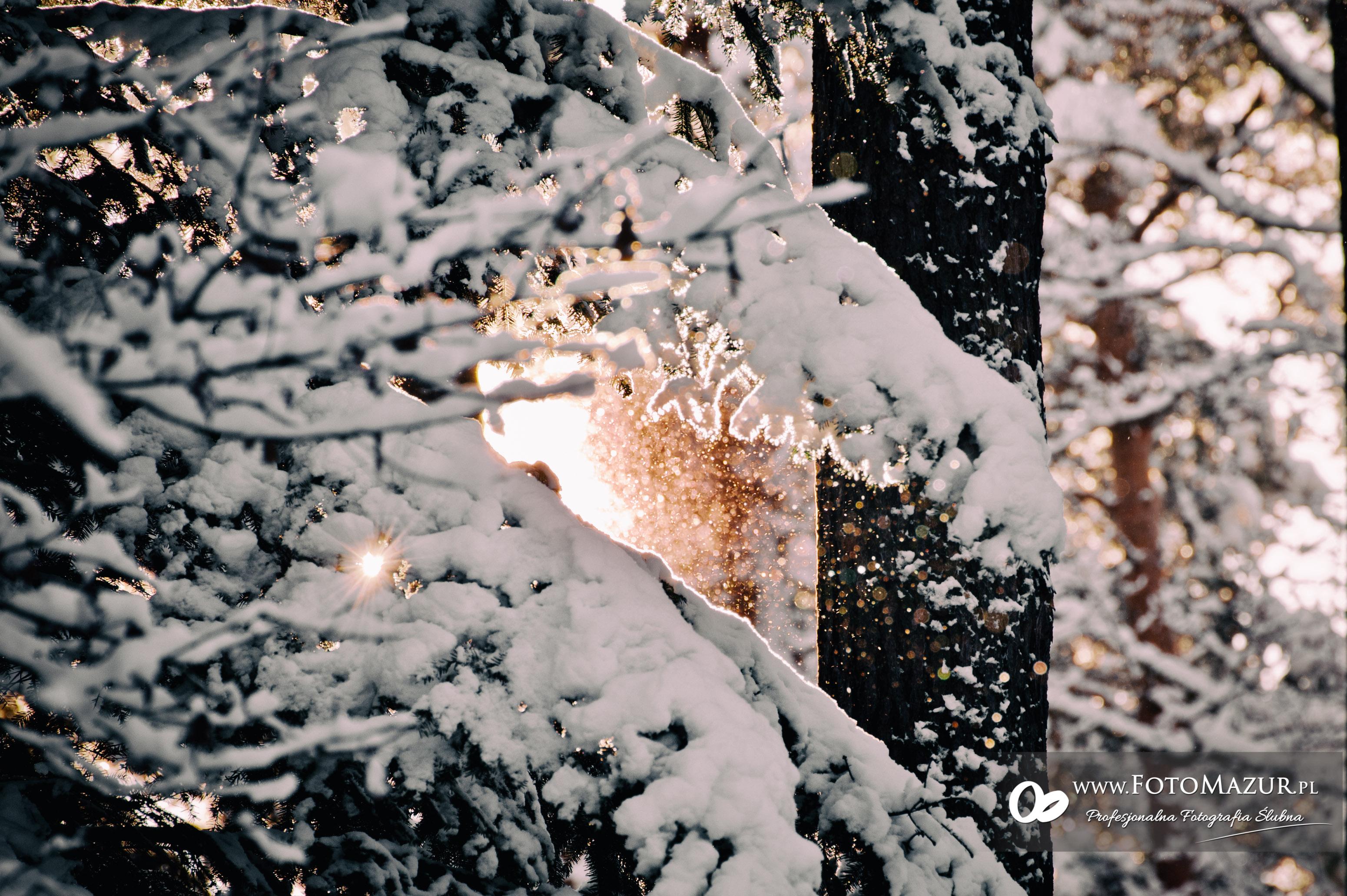Jasło zimą 2