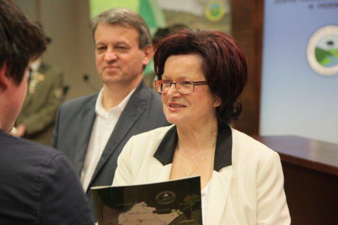 Maria Kurowska Parki Krajobrazowe Polski