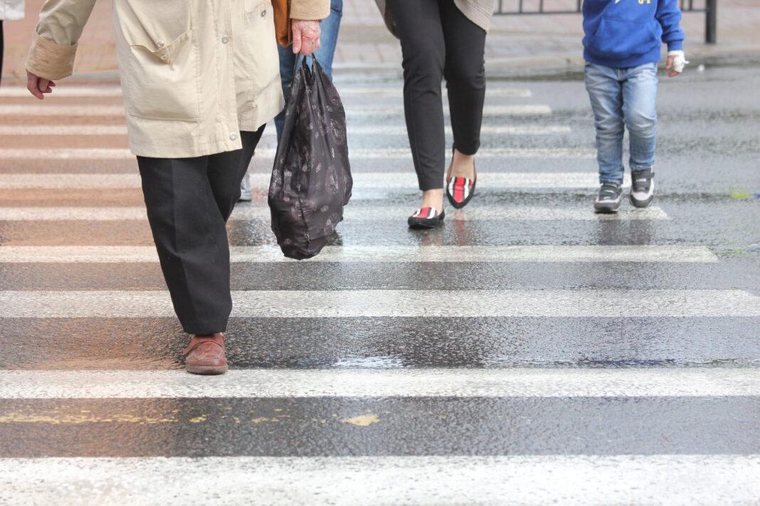Niechronieni uczestnicy ruchu drogowego - KPP Jasło