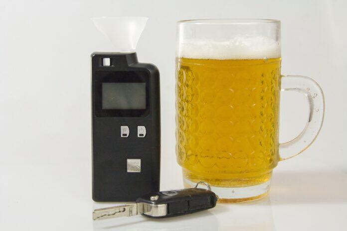 Pijany kierowca - Moje Jasło