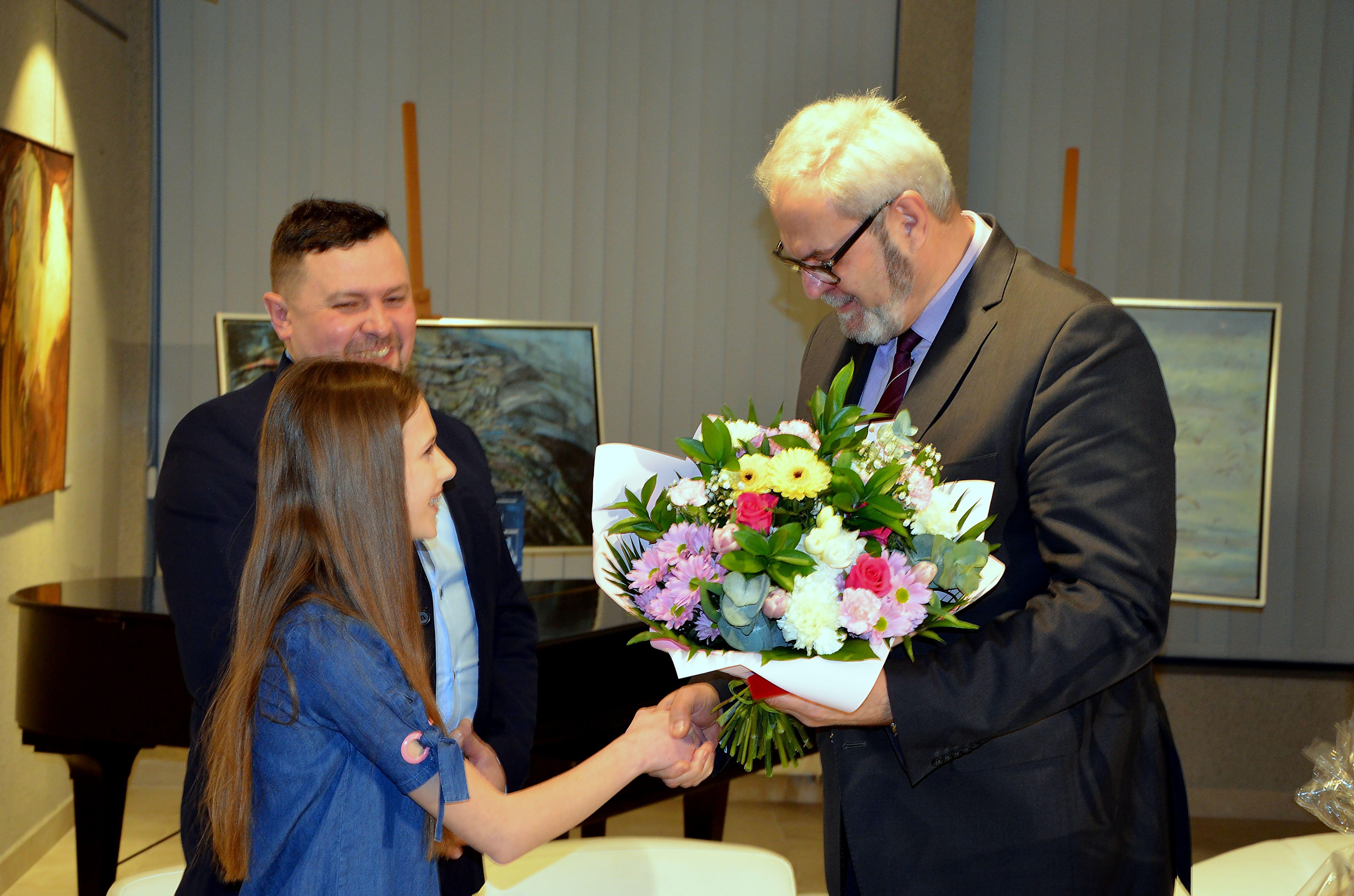 Roksana Węgiel gratulacje