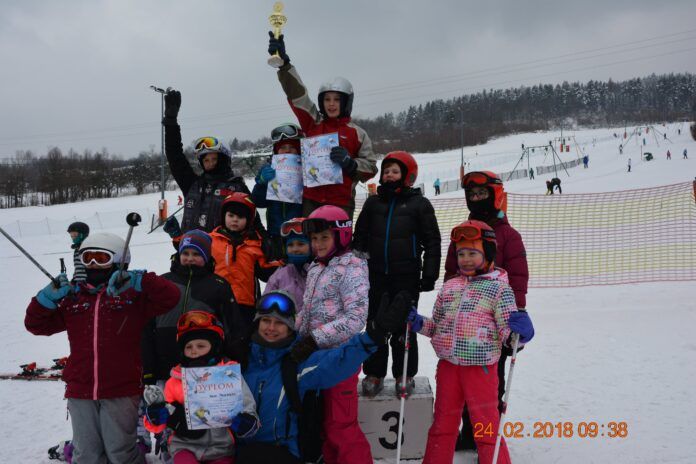 Szkolka narciarska 2
