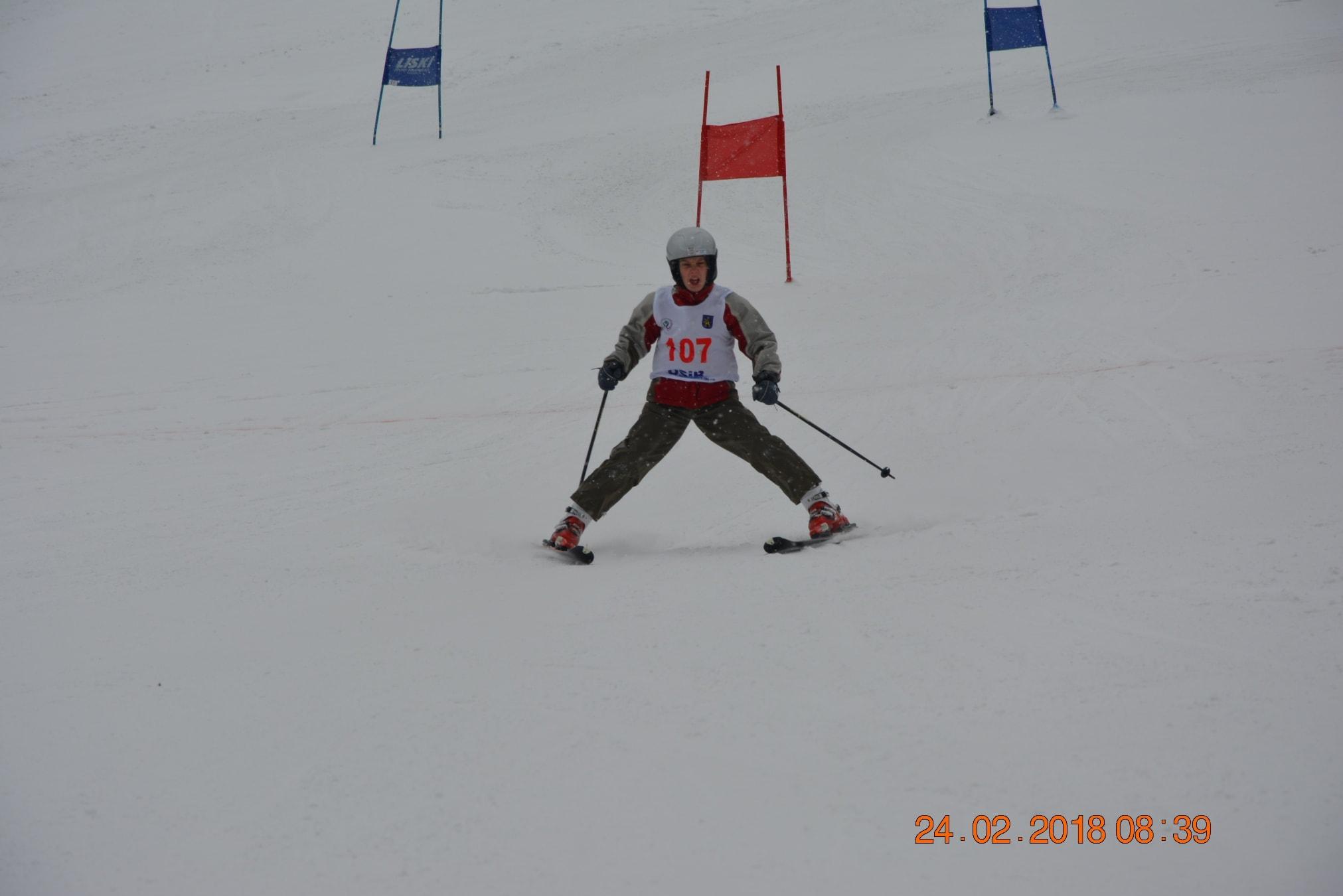 Szkolka narciarska 4