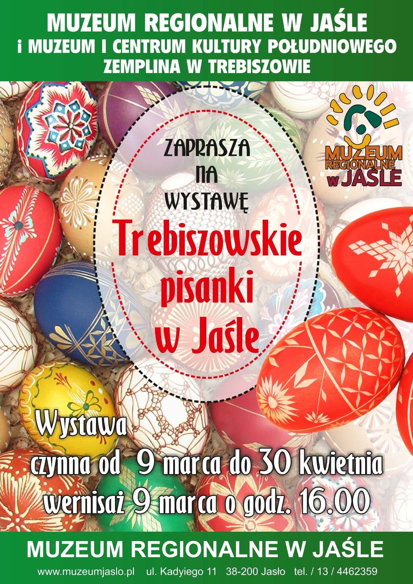 Wystawa pisanki 2018 Jasło