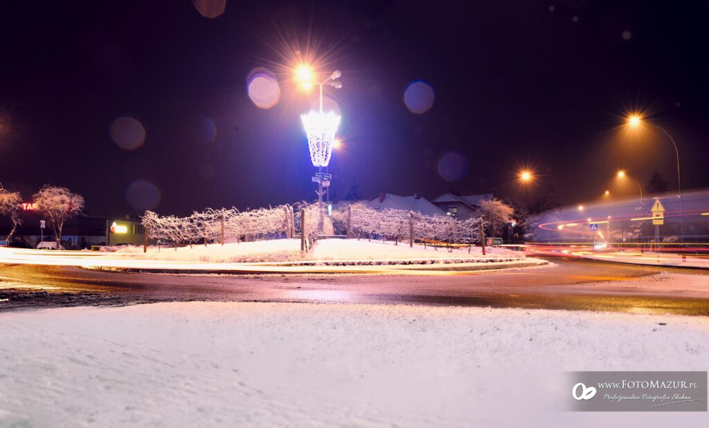 Jasło zimą j2