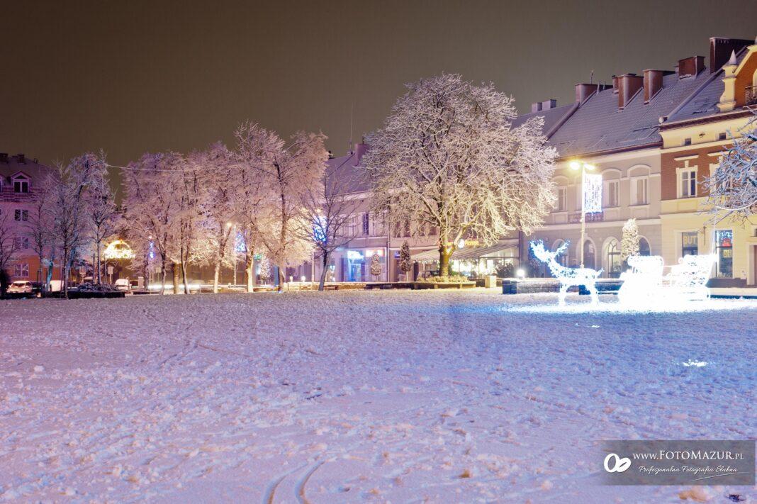 Jasło zimą j5