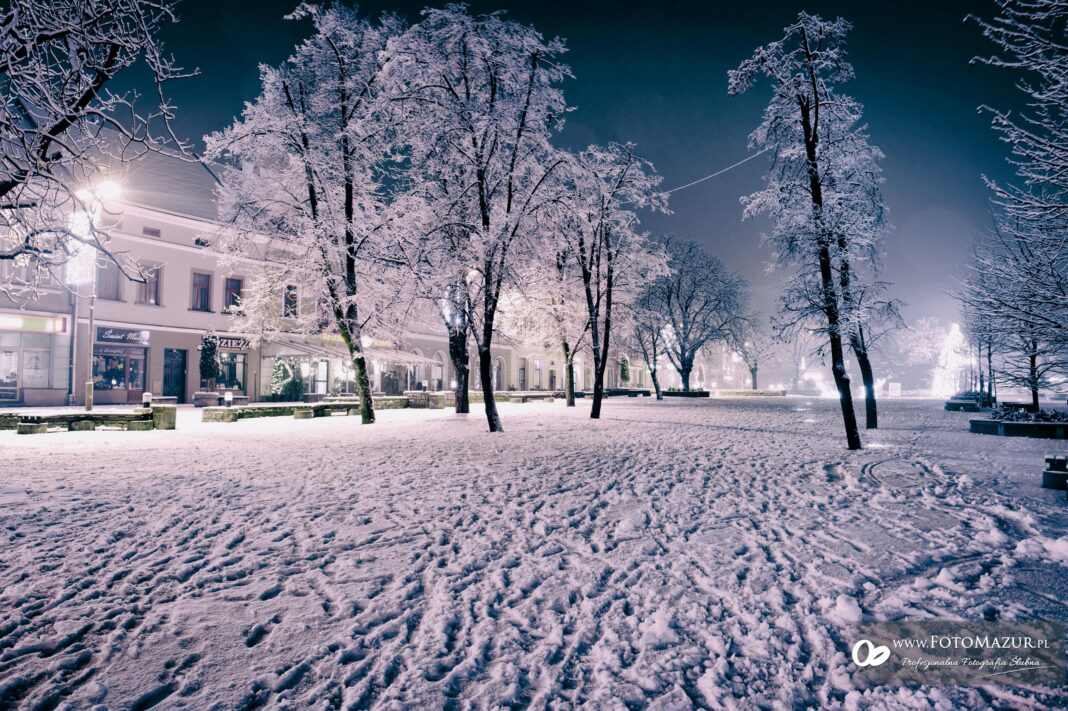 Jasło zimą j7