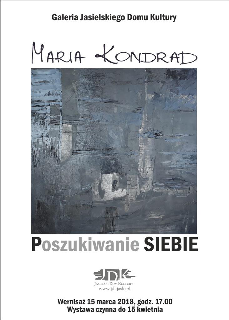 Wystawa Marii Kondrad Jasło