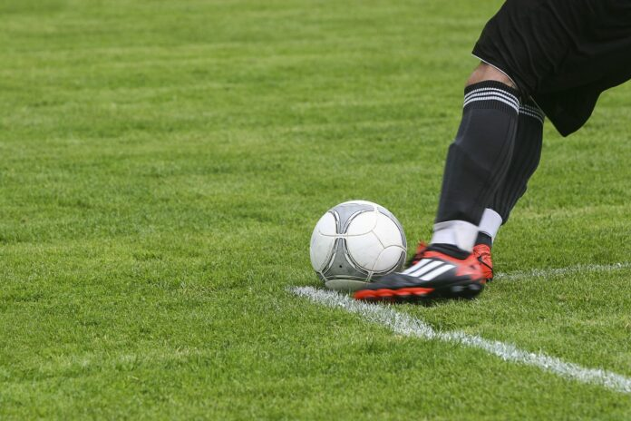 Piłka nożna mecz Jasło