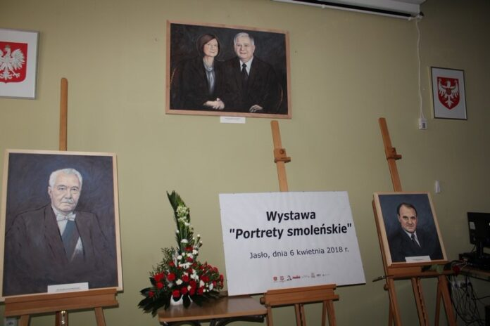 Portrety Smoleńskie Jasło