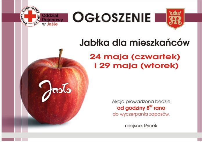 Jabłka dla mieszkańców - aktualności