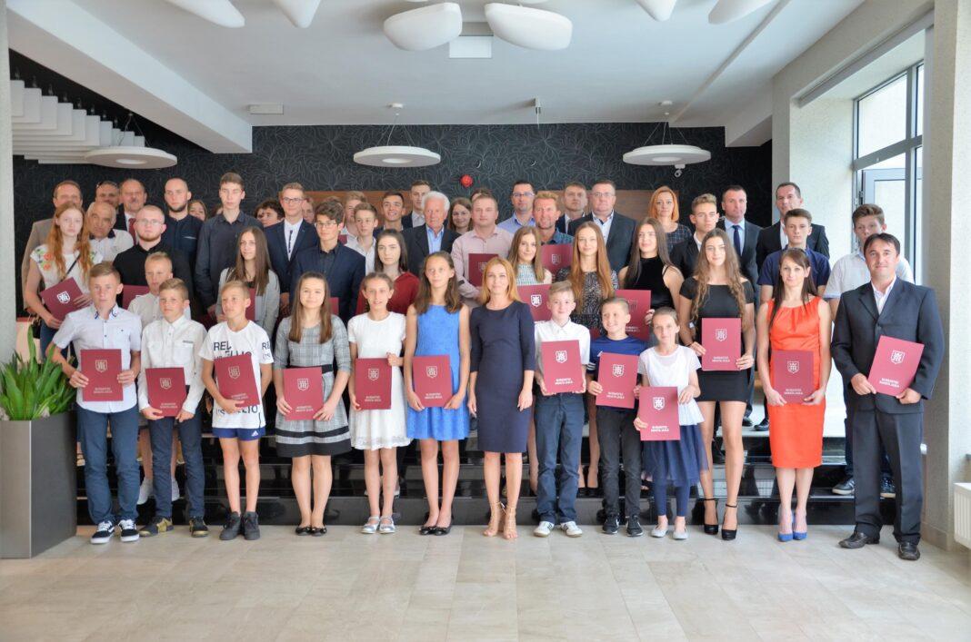 Nagrody Burmistrza Miasta Jasła w dziedzinie sportu