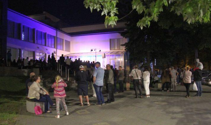Nocne spotkania ze sztuką 2018 Jasło