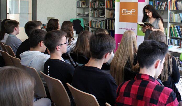 Spotkanie autorskie: Pułapki dorastania MBP w Jaśle