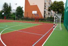Boisko sportowe SP 4 Jasło