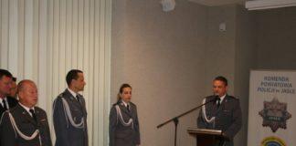 Nowy Komendant Powiatowy Policji w Jaśle