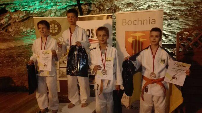 Medale judoków ASW Jasło