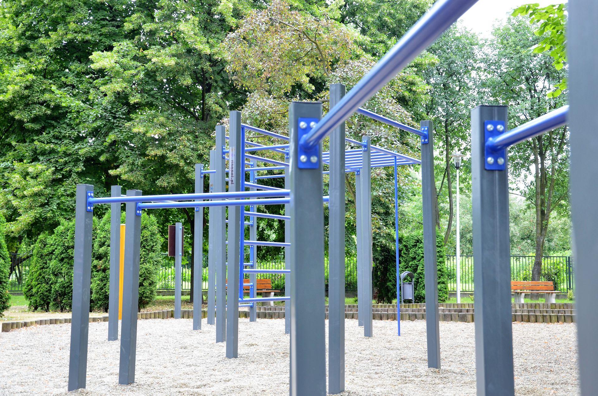 Park kalisteniczny Jasło