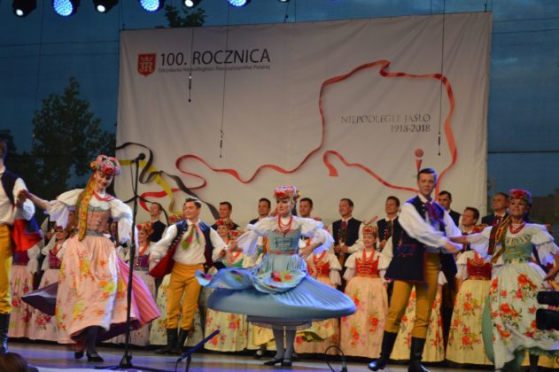 """Zespół Pieśni i Tańca """"Śląsk"""" Jasło"""