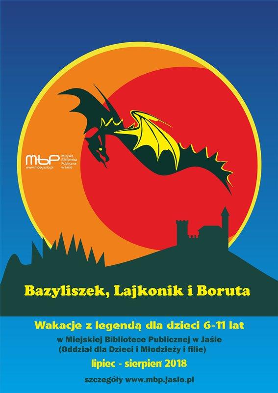 Bazyliszek MBP w Jaśle