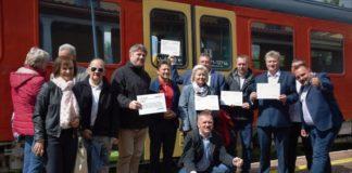 Pociągi Łupków - Gdynia ruszyły w trasę! - aktualności Jasło