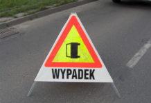 Wypadek Jasło