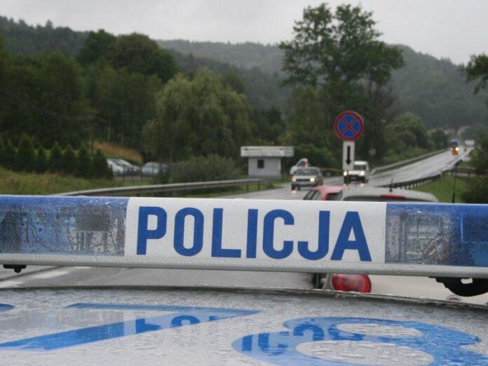 Uciekał przed policjantami bo był pijany