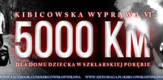 Kibicowska wyprawa Jasło