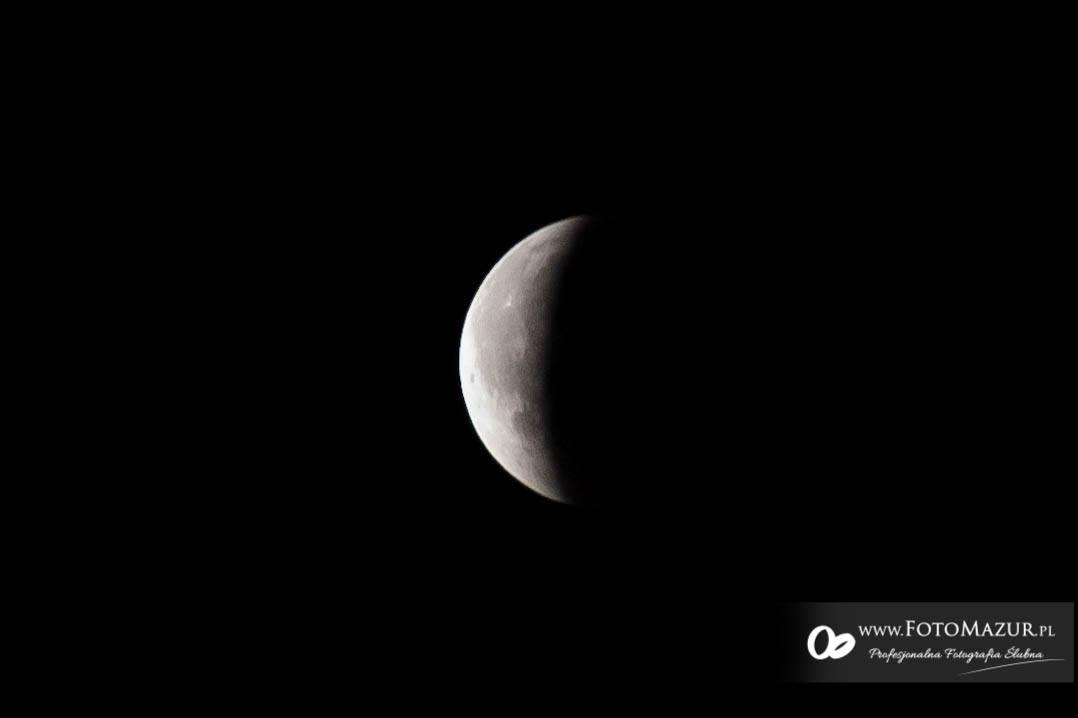 Zaćmienie Księżyca Jasło
