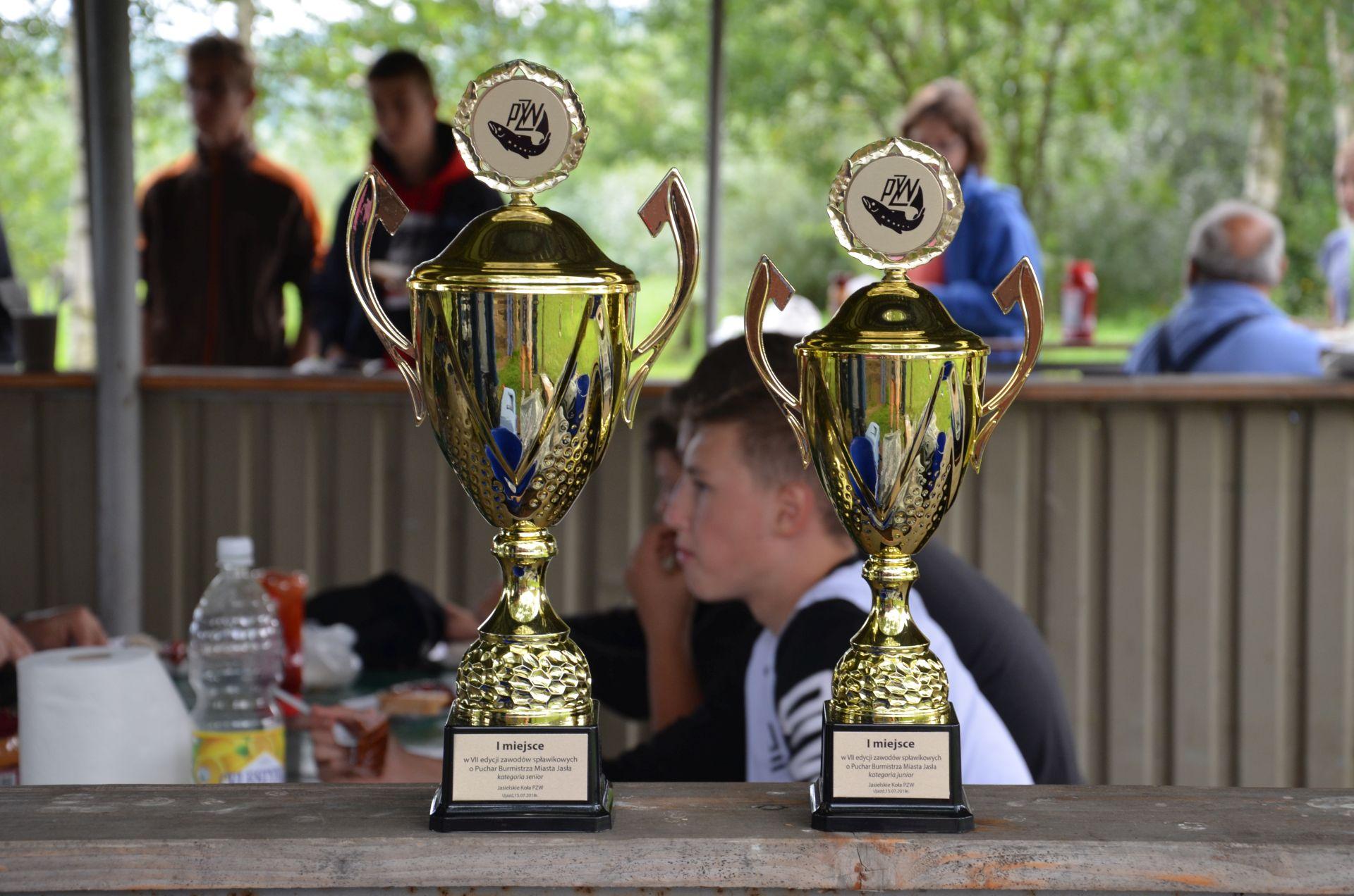 Zawody Wędkarskie o Puchar Burmistrza Jasła
