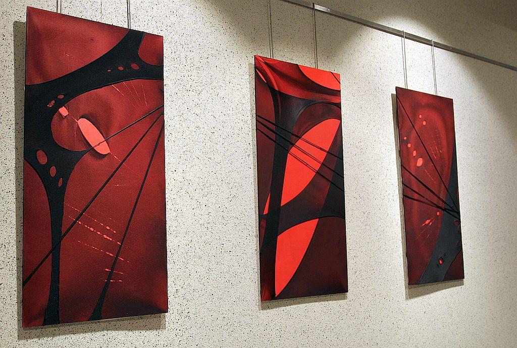 Prace Karoliny Cygnar w Galerii JDK