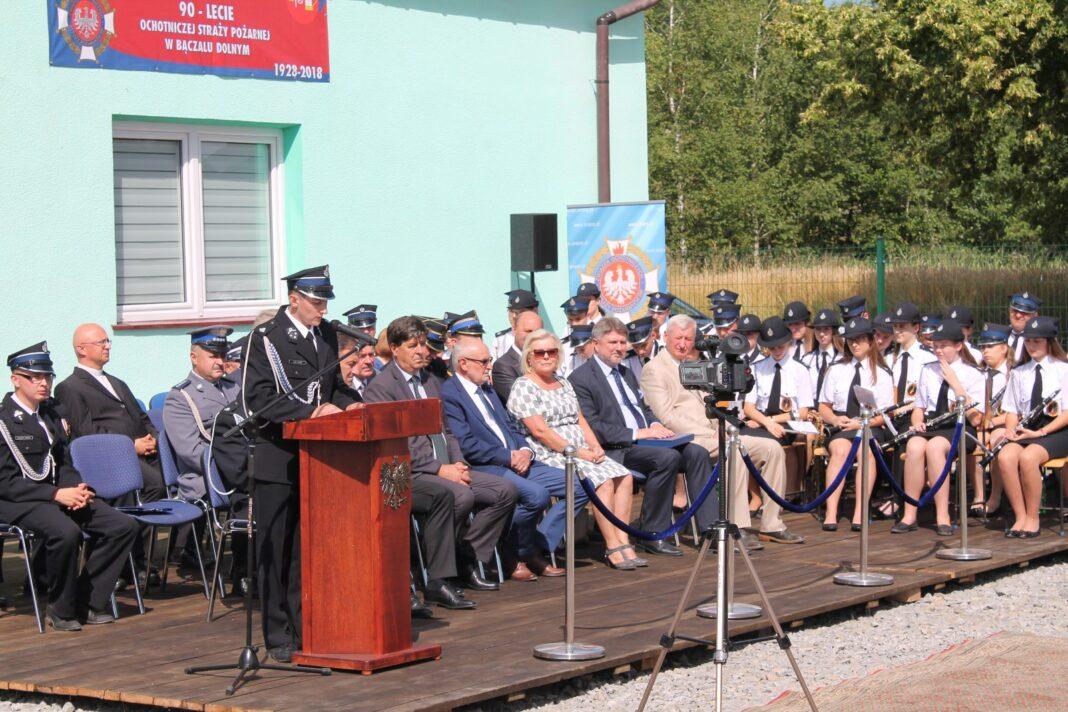 OSP w Bączalu Dolnym świętuje 90-lecie powstania jednostki
