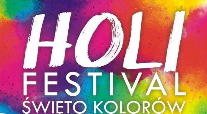 Holi Festiwal Kolorów Jasło