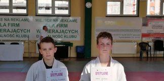 Sukcesy młodzików ASW Judo Jasło