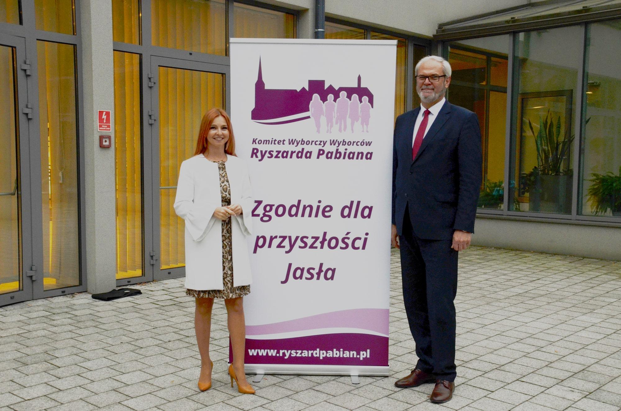 Elwira Musiałowicz-Czech KWW Ryszarda Pabiana